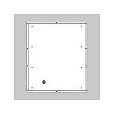 2線式リモコンセレクタスイッチ 埋込ボックス 4段 8連型 WR7048
