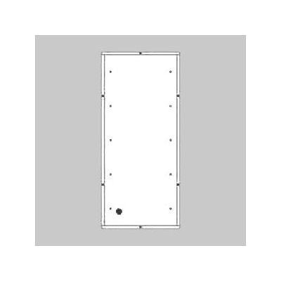 2線式リモコンセレクタスイッチ 埋込ボックス 6段 6連型 WR7066