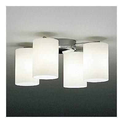 LEDシャンデリア ~4.5畳 E26 LED電球9.1W×4灯 電球色 CD4275L
