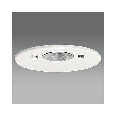 LED非常用照明器具 天井埋込型 低天井用(~3m) リモコン自己点検機能付 昼白色 埋込穴:φ60 NNFB91606