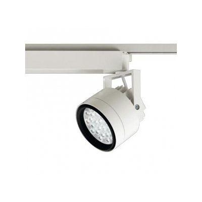 LEDスポットライト HID100Wクラス 温白色3500K 光束3056lm 配光角14° オフホワイト XS256321