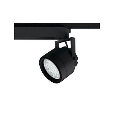LEDスポットライト HID100Wクラス 温白色3500K 光束3056lm 配光角14° ブラック XS256322