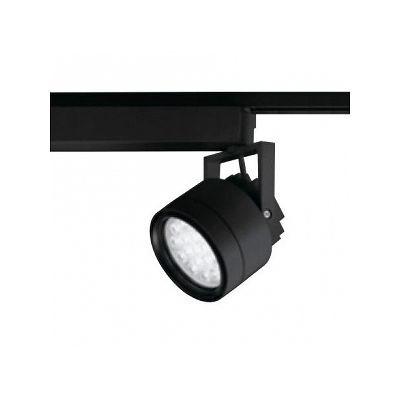 LEDスポットライト HID70Wクラス 白色4000K 光束2707lm 配光角14° ブラック XS256221