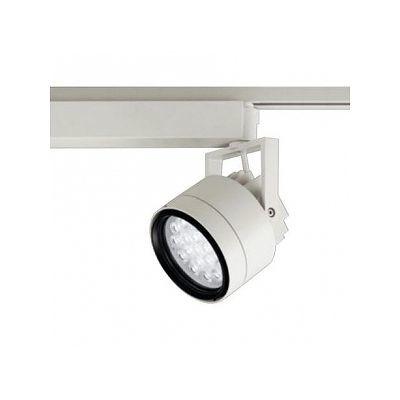 LEDスポットライト HID70Wクラス 温白色3500K 光束2112lm 配光角20° オフホワイト XS256228