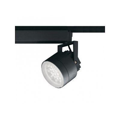 LEDスポットライト HID70Wクラス 精肉・青果タイプ3200K 光束2435lm 配光角32° ブラック XS256378