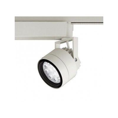 LEDスポットライト HID35Wクラス 温白色3500K 光束1420lm 配光角49° オフホワイト XS256089