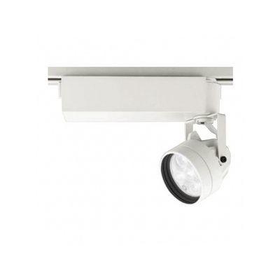 LEDスポットライト 温白色3500K 光束717lm 配光角20° オフホワイト XS256267