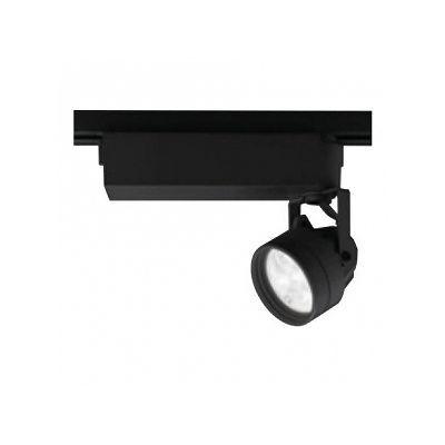 LEDスポットライト 温白色3500K 光束717lm 配光角20° ブラック XS256268