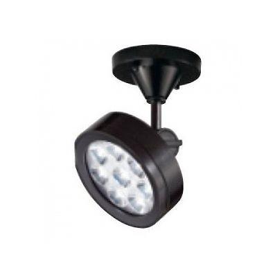 LEDスポットライト電球色(2700K) 光束712lm ブラック OS256418
