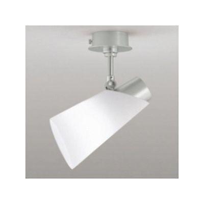 スポットライト 電球形蛍光灯EFD 25W フレンジタイプ 昼白色 アルミダイカスト OS047321N