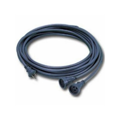 電源用延長コード 防水タイプ VCT2.0㎟×3C 長さ30m ES6EW-30