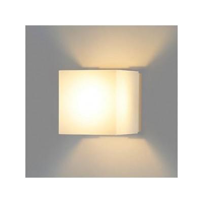 LEDブラケット 電球色 小形電球40形×1灯相当 壁直付 上下開放 速結端子ソケット SXW-LE171706L