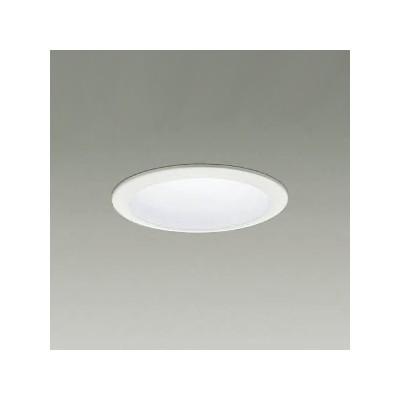 LEDダウンライト LZ2 モジュールタイプ FHT42W相当 制御レンズ付 電源別売 温白色 ホワイト LZD-60754AW
