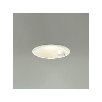 LEDダウンライト 高気密SB形 人感センサー付 連動マルチタイプ 白熱灯60W相当 電球色 白 DDL-4496YW