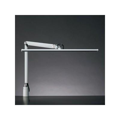 大型LEDスタンドライト クランプ式 白熱灯150W相当 調光機能付 ホワイト 《Zライト》 Z-S5000W
