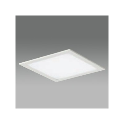 LEDダウンライト 白色 FHT42W×2灯相当 埋込穴275 角型 LZB-92568NW