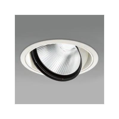 LEDユニバーサルダウンライト 電球色 CDM-T70W相当 φ150 配光角18度 電源別売 フレア配光 LZD-91965YW