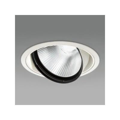 LEDユニバーサルダウンライト 温白色 CDM-T70W相当 φ150 配光角18度 電源別売 フレア配光 LZD-91962AW