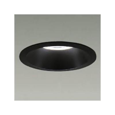 ベースダウンライト 軒下用 LZ1タイプ 防滴形 FHT32W相当 電球色 黒 LZW-60788LB
