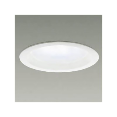 ベースダウンライト 軒下用 拡散パネルタイプ 防滴形 FHT32W相当 白色 LZW-60779NW