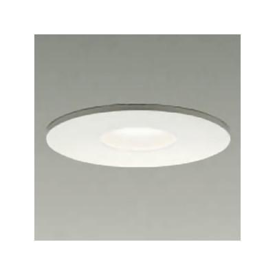 ベースダウンライト 軒下用 防雨・防湿形 白熱灯60W相当 電球色 白 LZW-90098YW