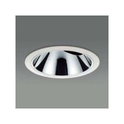 LEDダウンライト 電球色 φ50 12Vダイクロハロゲン85W形ユニバーサルタイプ ホワイト LZD-92017YWE