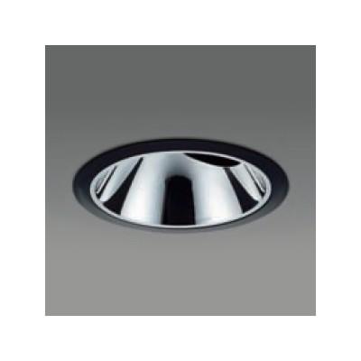 LEDダウンライト 電球色 φ50 12Vダイクロハロゲン85W形ユニバーサルタイプ ブラック LZD-92017YBE