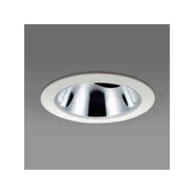 LEDダウンライト 電球色 φ50ダイクロハロゲン75W形65W相当 ユニバーサルタイプ ホワイト LZD-92016LWE
