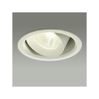 LEDユニバーサルダウンライト 高気密SB形 調光タイプ 昼白色 ダイクロハロゲン65Wタイプ DDL-4436WW