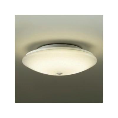 LED小型シーリングライト 人感センサー付 ONOFF FHC28W相当 非調光 電球色 DCL-38270YE