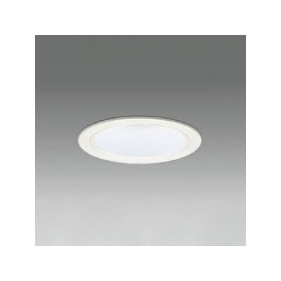LEDダウンライト LZ2C COBタイプ FHT32W×2灯相当 電球色(3000K)タイプ ホワイト LZD-92324YW