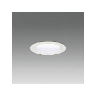 LEDダウンライト LZ1C COBタイプ FHT32W相当 電球色タイプ 2700K ホワイト LZD-92317LW
