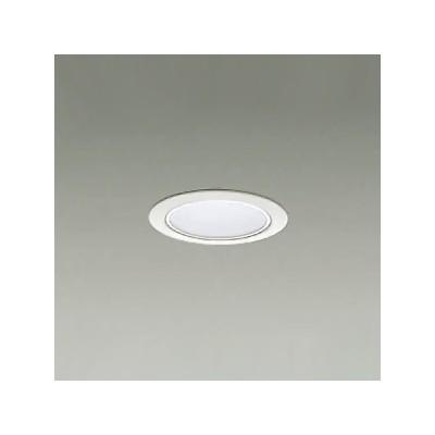 LEDダウンライト LZ0.5C COBタイプ 白熱灯100W相当 電球色タイプ 2700K ホワイト LZD-91835LWE