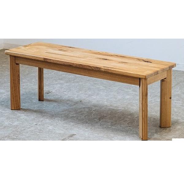 送料無料 115cm ベンチチェアー NA ダイニングベンチ 木製 2人掛け いす 椅子 イス 食卓椅子 おしゃれ モダン