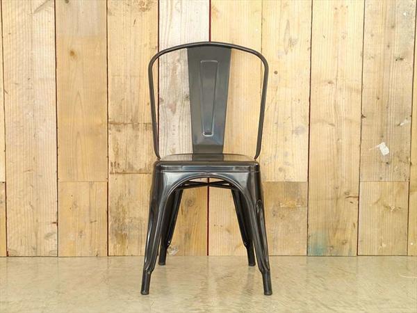 新品 ダイニングチェア 2脚セット 食卓椅子 イス いす おしゃれ 1人用 1人掛け スチール 1234チェア リプロダクト ブラック カフェ リビング デザイン 北欧 モダン 西海岸 インダストリアル, 福岡町 aee74cd6