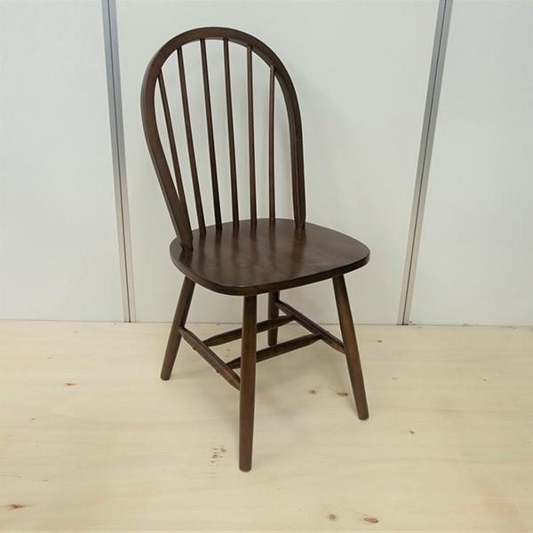 ダイニングチェア単品 ウィンザーチェア 木製 ダイニングチェアー 椅子 いす ダイニング チェア 食卓椅子 北欧 カフェ風 ミッドセンチュリー カントリー ナチュラル おしゃれ ラバーウッド
