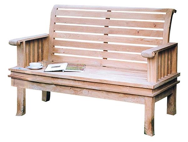 スネイルベンチ 木製 ガーデンチェアー ガーデンベンチ 長椅子 イス チェア チェアー 椅子 おしゃれ アンティーク モダン レトロ