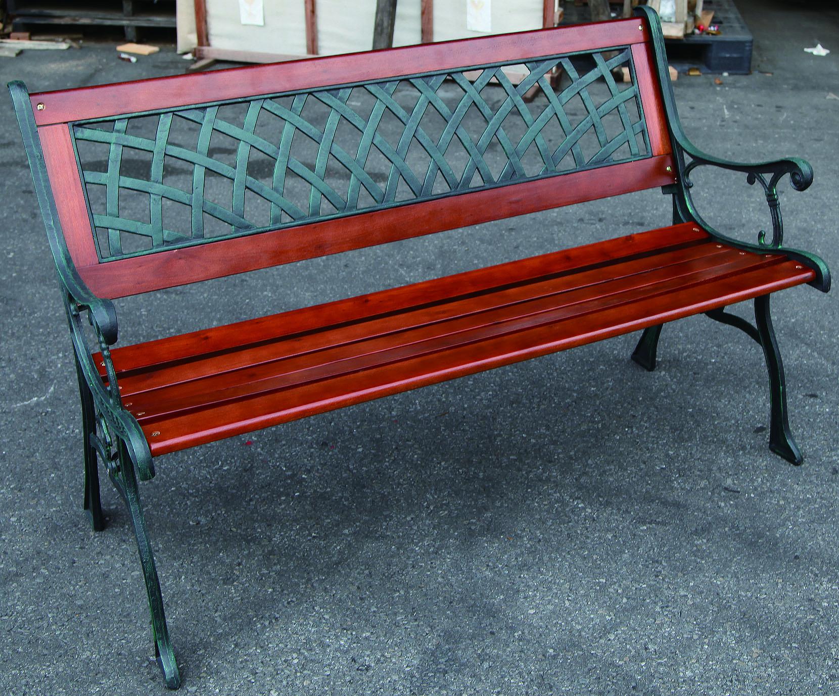 クロスベンチ 木製 ガーデンチェアー ガーデンベンチ 長椅子 イス チェア チェアー 椅子 おしゃれ アンティーク モダン レトロ