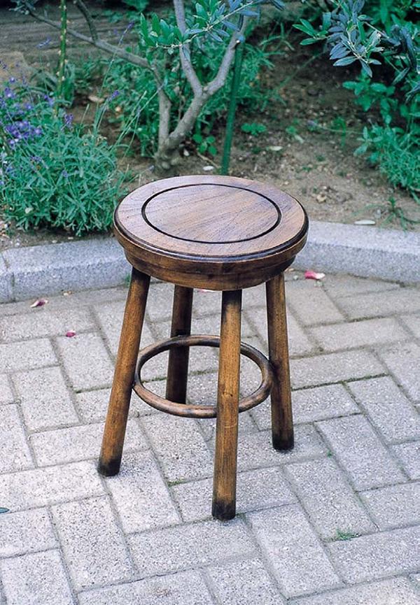 プリティチェア ダイニングチェアー カフェ 食卓椅子 スツール 腰掛け 玄関 キッチン リビング 木製 カフェ 椅子 いす イス リビング おしゃれ モダン レトロ アンティーク