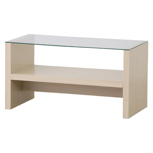 カフェテーブル 幅75cm ガラステーブル 棚付き ローテーブル センターテーブル 在庫一掃 リビングテーブル コーヒーテーブル 一人暮らし レトロ ナチュラル カフェ風 おしゃれ SALENEW大人気 北欧 モダン