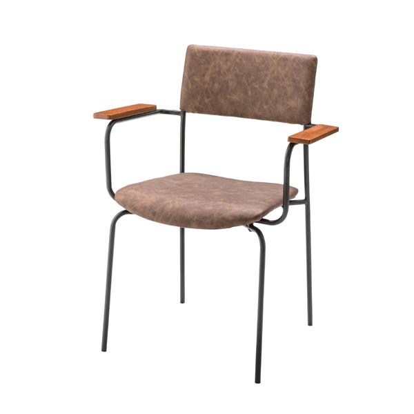 ダイニングチェア 食卓チェア レザー スチール アームチェアー カフェチェアー 食卓椅子 いす イス 椅子 ダイニングチェアー レトロ モダン 北欧 ブルックリン 西海岸 男前 インテリア おしゃれ シンプル アンティーク 姫系 カントリー かわいい 高級感