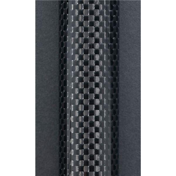 リアルカーボン 電動伸縮杖 伸助さん ステッキ(伸縮) SN6100RC【×2セット】 (まとめ)アイ・ティー・ケー