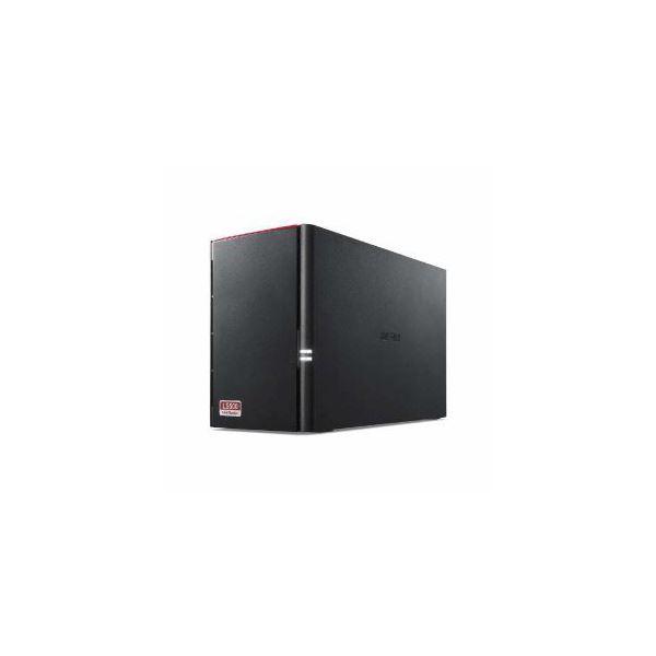 ネットワーク対応HDD リンクステーション LS520D0202G BUFFALO 2TB