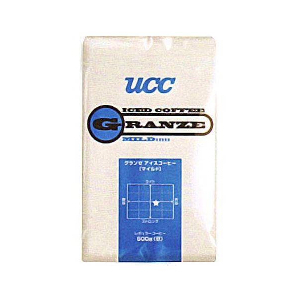 12袋入り UCC301188000 UCC上島珈琲 UCCグランゼマイルドアイスコーヒー(粉)AP500g