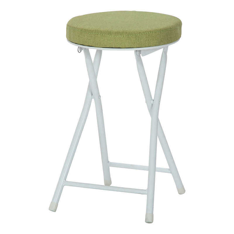 送料無料 6脚セット ファブリックフォールディングチェアー スツール ミーティングチェアー 椅子 チェア チェアー 折りたたみ 折り畳み パイプイス パイプ椅子 腰掛け いす イス玄関 キッチン 台所 リビング オフィス 会議 簡易 おしゃれ シンプル グリーン