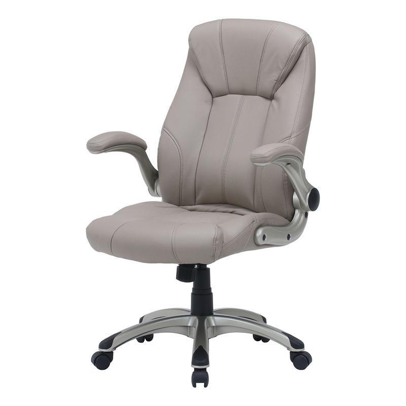 送料無料 エグゼクティブチェアー パソコンチェアー いす 椅子 オフィスチェアー ワークチェア 事務椅子 デスクチェア ワークチェア OAチェア シンプル モダン おしゃれ ベージュ