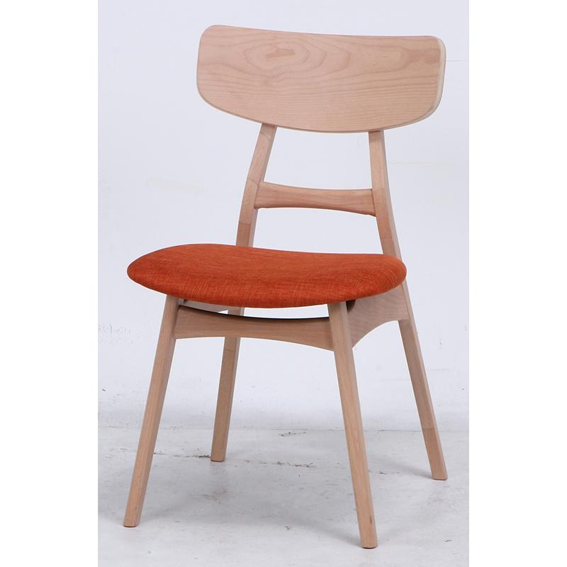 送料無料 ダイニングチェアー 2脚組 2脚セット ダイニングチェア チェアー ピエタ 1人掛け イス 椅子 いす チェアー チェア 食卓椅子 チェアー 北欧 モダン インテリア 高級感 おしゃれ デザイン オレンジ