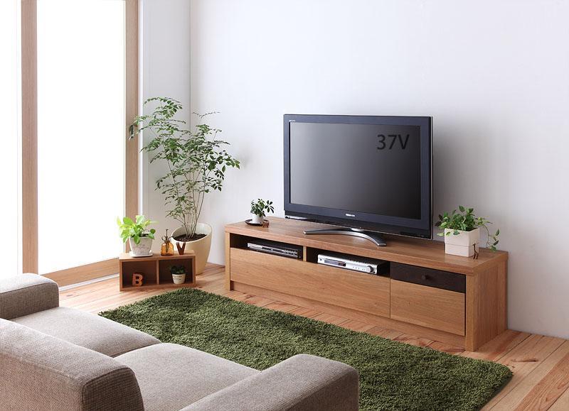 (送料無料) 日本製 国産 テレビ台 幅150cm 完成品 テレビボード ローボード 46型 42型 32型 37型 木製 ロータイプ フロアタイプテレビボード 引出し スライドレール グランタ tv台 リビングボード TVラック 一人暮らし ナチュラル ホテル 民泊 子供部屋 おしゃれ