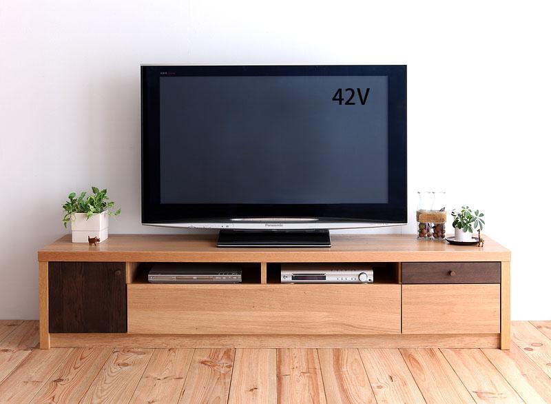 (送料無料) 日本製 国産 テレビ台 幅180cm 完成品 テレビボード ローボード 46型 40型 52型 37型 木製 ロータイプ フロアタイプテレビボード 引出し スライドレール グランタ tv台 リビングボード TVラック 一人暮らし ナチュラル ホテル 民泊 子供部屋 おしゃれ