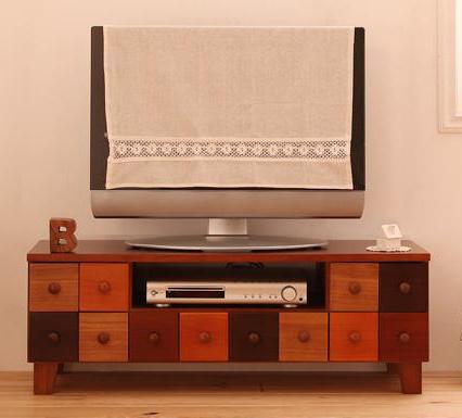 (送料無料) 完成品 テレビ台 幅90cm 32型 26型 ローボード テレビボード 北欧 tv台 tvボード TVラック 天然木 木製 北欧デザインテレビボード ビスカ 収納 引き出し 引出し 収納棚 DVD収納 桐材 ナチュラル 子供部屋 一人暮らし ワンルーム 女の子 女性